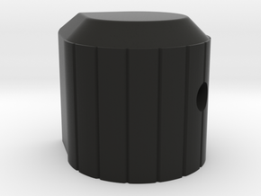 Indicator Knob in Black Strong & Flexible