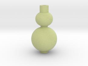 IkebanaVase-2 in Full Color Sandstone