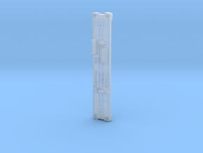 CTA 4000 N floor in Smooth Fine Detail Plastic