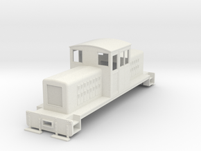 On30 Small switcher conversion 1 in White Natural Versatile Plastic