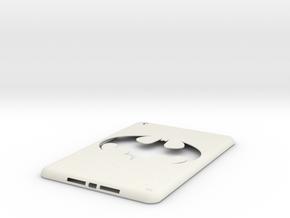 iPad mini Batman Case in White Natural Versatile Plastic