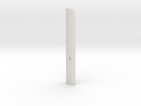 starboard stern rocket shield in White Natural Versatile Plastic