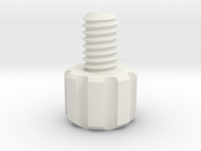 op-1 stand screw in White Natural Versatile Plastic