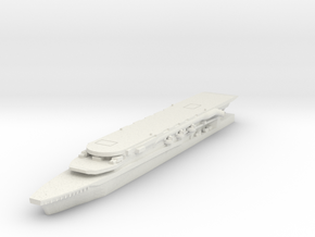Kaga (1930) 1:1800 x1 in White Natural Versatile Plastic