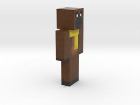 12cm | ShyGuyDu83 in Full Color Sandstone