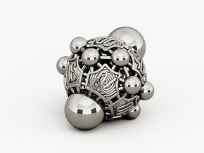 Nucleus D00 in Stainless Steel