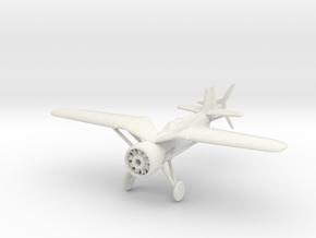 1/144 PZL P24 no spats in White Natural Versatile Plastic