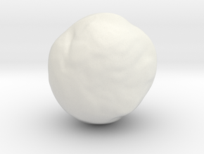 Snowball in White Strong & Flexible