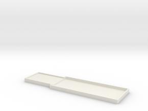Igniter TC Tray in White Natural Versatile Plastic