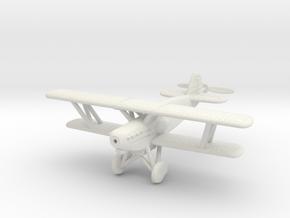 1/144 Avia B-534 in White Natural Versatile Plastic