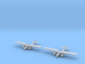 1/285 Douglas B-7 (x2) in Smooth Fine Detail Plastic