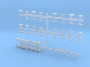 SPECIALITY TRANSPORT LIGHTING in Smooth Fine Detail Plastic