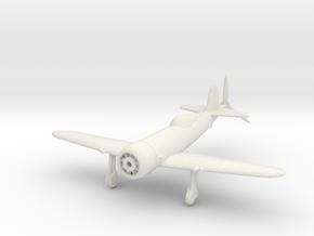 1/144 IAR 80, Wheels down in White Natural Versatile Plastic