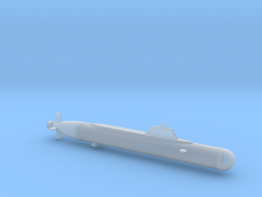 1/700 Yasen Class Submarine in Smooth Fine Detail Plastic