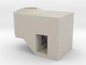 1/144 Bauform 58c Ringstand in Natural Sandstone