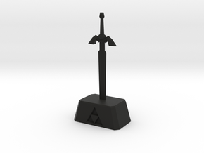 Sword in stone in Black Strong & Flexible