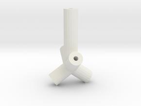 omnibrahma 6mm V2 in White Strong & Flexible