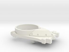 OMS100 Kopfplatte M 1:32 in White Strong & Flexible