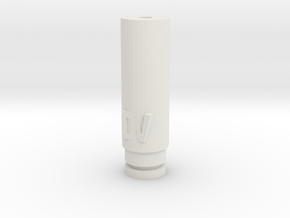 drip tip1 in White Strong & Flexible