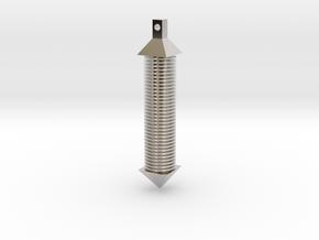 Metatron Key in Platinum