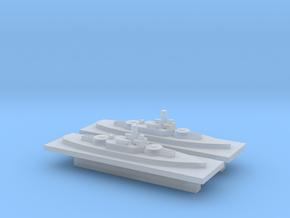 Montery (BM-6) 1:4800 x2 in Smooth Fine Detail Plastic