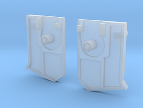 Sunlink - Not-Hot Rod Wings in Smooth Fine Detail Plastic