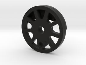 Switcher Driver in Black Natural Versatile Plastic