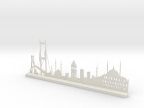 Silhouette Istanbul in White Strong & Flexible