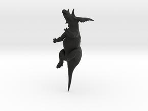 Chasmosaurus Belli 1/40 in Black Strong & Flexible