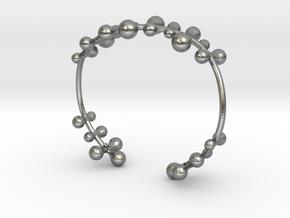 Twisttwig bracelet in Natural Silver