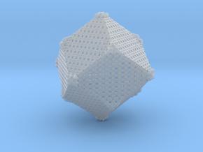 Fractal NicoBox V1 in Smooth Fine Detail Plastic