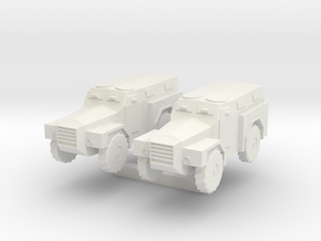 1/200 Humber Pig  x 2 in White Strong & Flexible