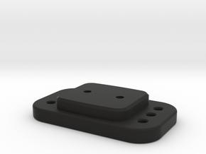 Retrofitz Drill Fixture in Black Natural Versatile Plastic