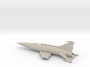 Spaceark (scale 1:1000) in Natural Sandstone
