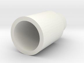 MBPB-B751-001 in White Natural Versatile Plastic
