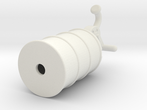 Rokenbok Lube Pump in White Strong & Flexible