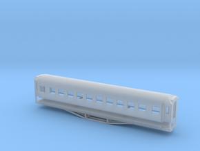 56ft 1st Class NI, New Zealand, (NZ120 / TT 1:120) in Smooth Fine Detail Plastic