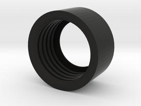 MBPI-B11-ZRO in Black Strong & Flexible