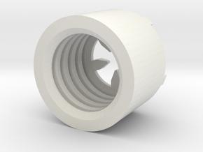 MBPI-B751-PEN in White Natural Versatile Plastic