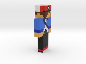 6cm | GamerDudeDeluxe in Full Color Sandstone