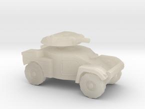 1:144 PANHARD AML60 in White Acrylic