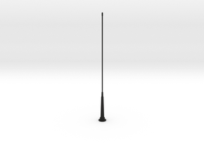 Tail Antenna 2 in Black Strong & Flexible