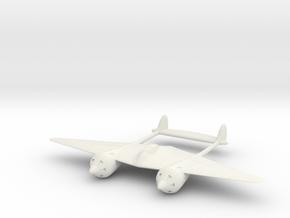 1/200 Grokhovsky G-38 in White Natural Versatile Plastic