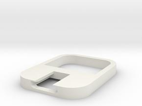 Flash Stand in White Natural Versatile Plastic
