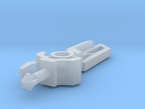 Stellar Blade (Full Hilt) in Smooth Fine Detail Plastic