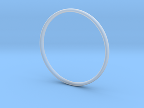 Bangle4 in Smooth Fine Detail Plastic