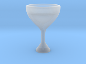 Pythagorean Cup in Smooth Fine Detail Plastic