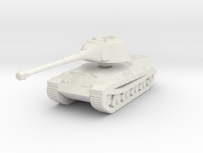 Löwe Tank (1 285th) in White Natural Versatile Plastic