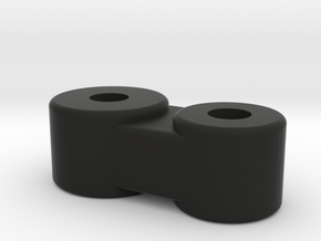 Drift Arm Joint II in Black Strong & Flexible