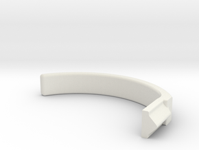 Handle Alternative in White Natural Versatile Plastic